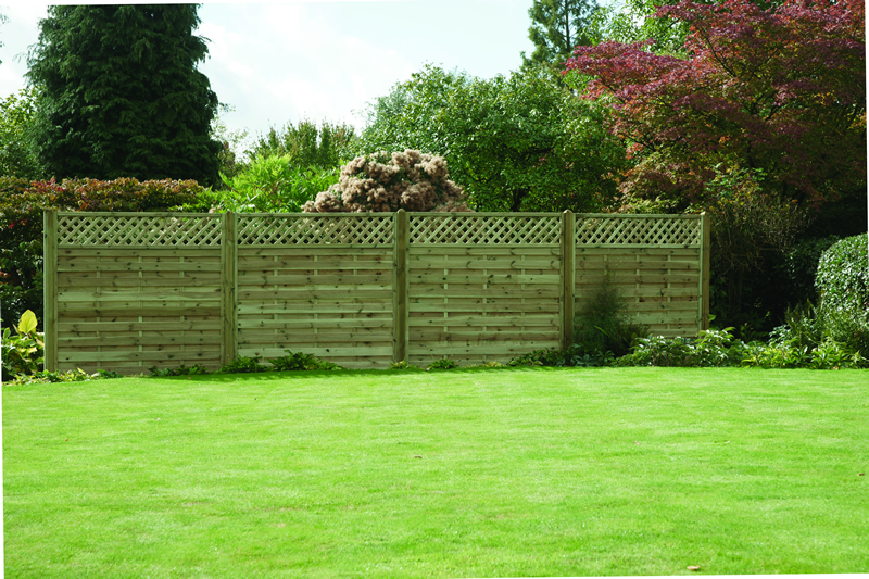 Lap Fencing Panels from Osborn