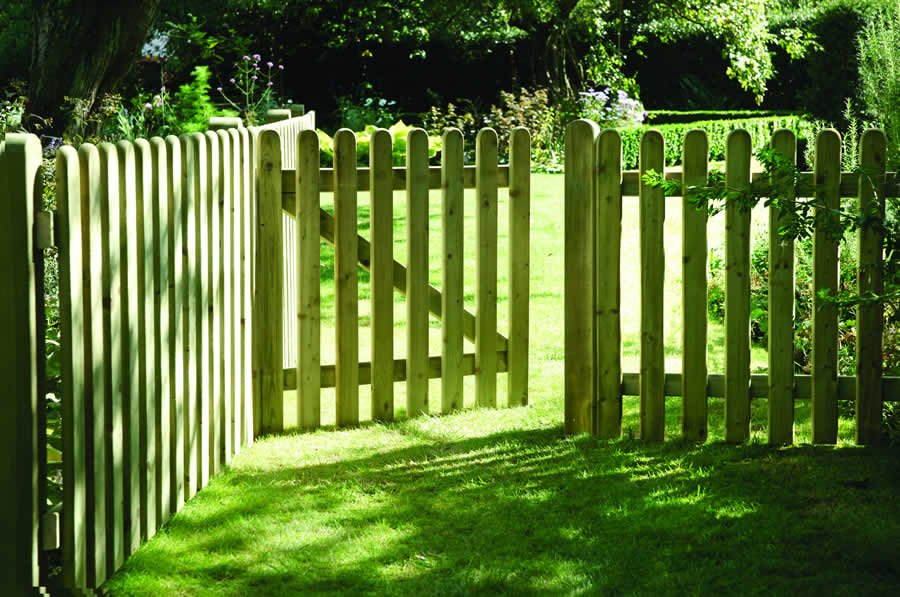 Picket Fencing from Osborn